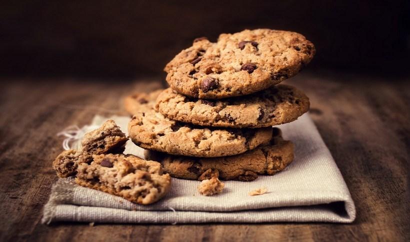 Cookies σοκολάτας με εσπρέσο