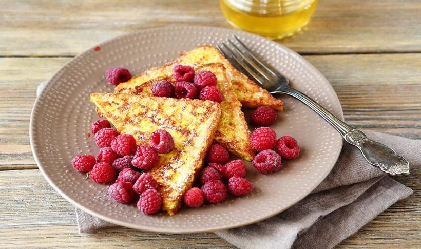 Αυγοφέτες (French Toast) από τον Jamie Oliver