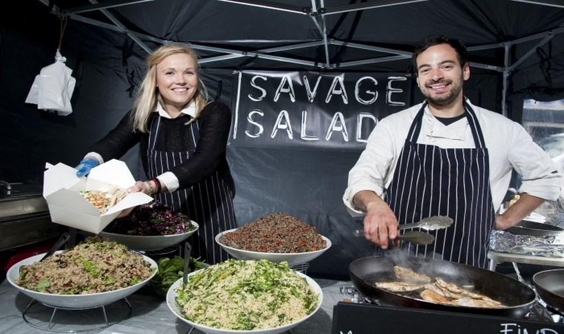 Πού θα φάτε το καλύτερο street food στο Λονδίνο