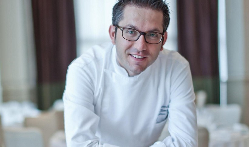 Leonardo Di Clemente: Executive chef του Four Seasons Gresham Palace της Βουδαπέστης