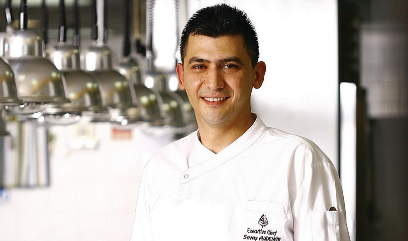 Savas Aydemir: Executive Chef στο Four Seasons Hotel Sultanahmet της Κωνσταντινούπολης