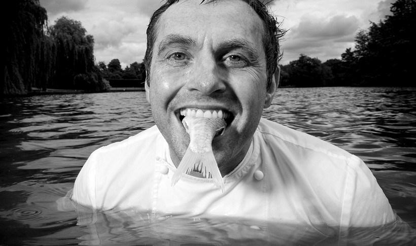 Adam Simmonds: Ο αεικίνητος σεφ του λονδρέζικου Kensington Pavilion