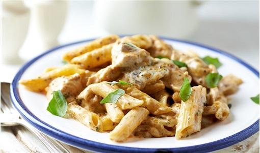 ΠΙΑΤΟ ΗΜΕΡΑΣ / Πένες με κοτόπουλο και σάλτσα μουστάρδας