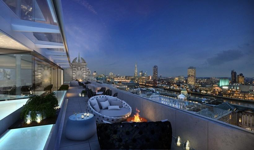 Λονδίνο: Τα 10 καλύτερα μπαρ σε ταράτσες