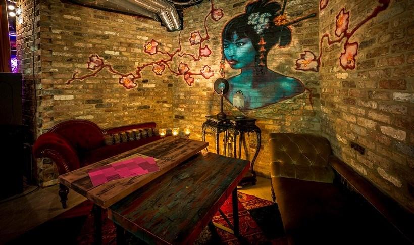 Λονδίνο: 5 «μυστικά» μέρη για κοκτέιλ