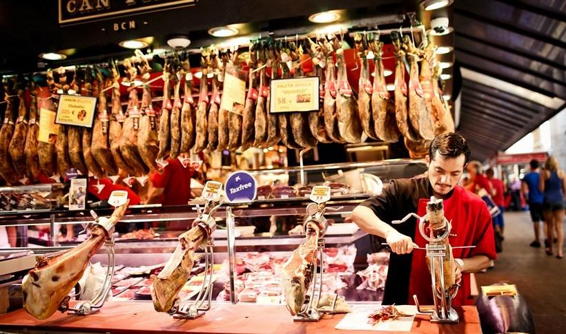 Βαρκελώνη: 5 αγορές τροφίμων που αξίζει να επισκεφθείτε