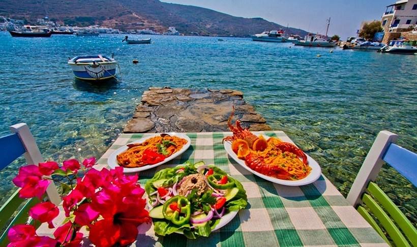 Αμοργός: Πού θα φάτε καλά