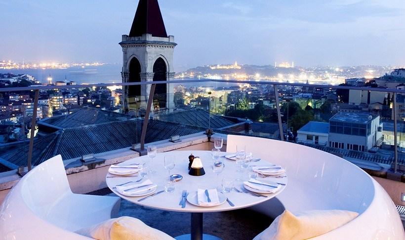 Κωνσταντινούπολη: Οι 10 ωραιότερες ταράτσες για φαγητό και ποτό