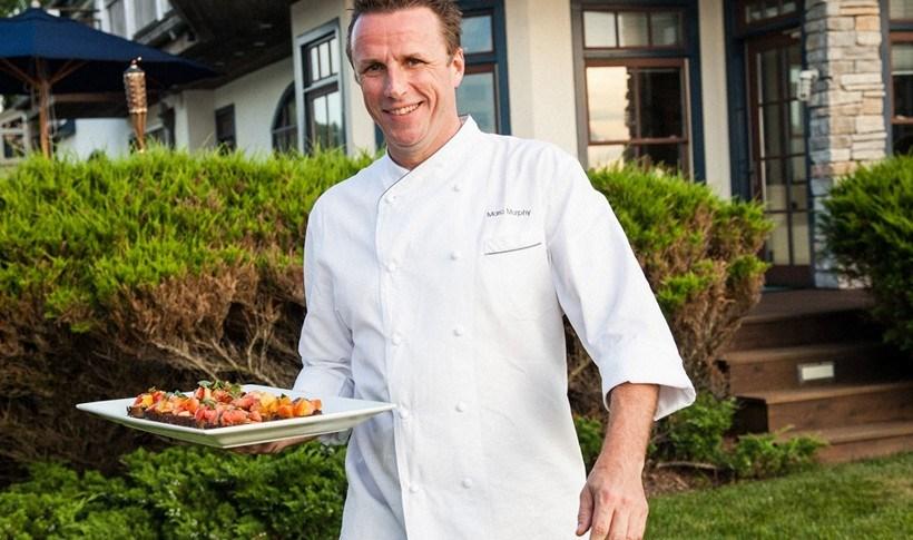 Η Ακτή Αμάλφι του celebrity σεφ Marc Murphy