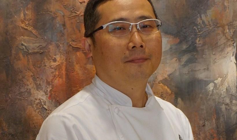 Σαλάτα κινόα με goji berries από τον Gary Chan, executive sous chef στο Four Seasons Hotel Hong Kong