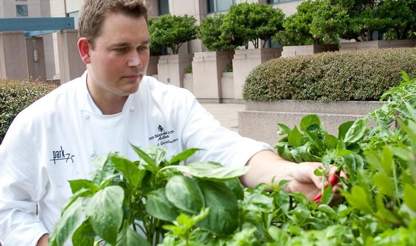 Τσάτνεϋ κρεμμυδιών από τον Robert Gerstenecker, executive chef του Four Seasons Hotel Atlanta