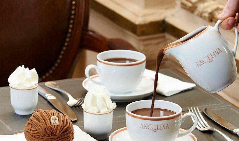 Παρίσι: Πού θα πιείτε την καλύτερη ζεστή σοκολάτα