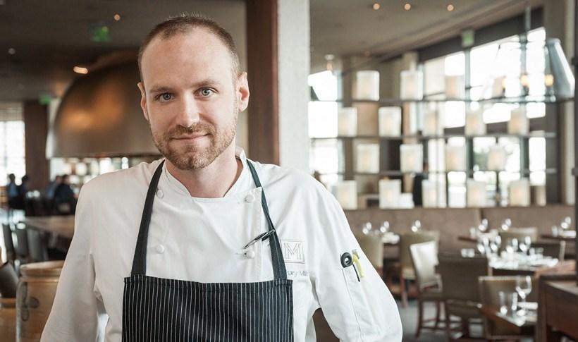 Γκουρμέ μπέργκερ γαλοπούλας από τον Zachary Mills, executive chef του Four Seasons Hotel Baltimore