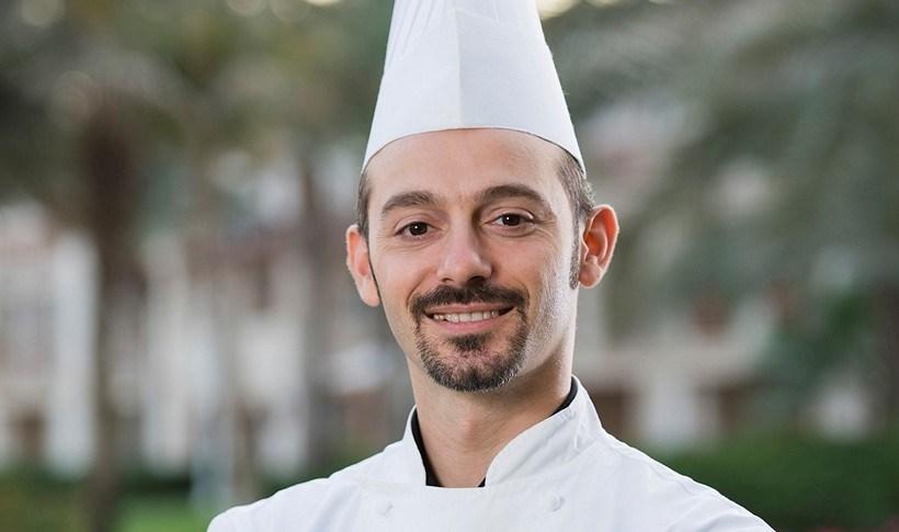 Ριγκατόνι με αστακό από τον Marco Arlotti, σεφ στο Four Seasons Hotel Doha