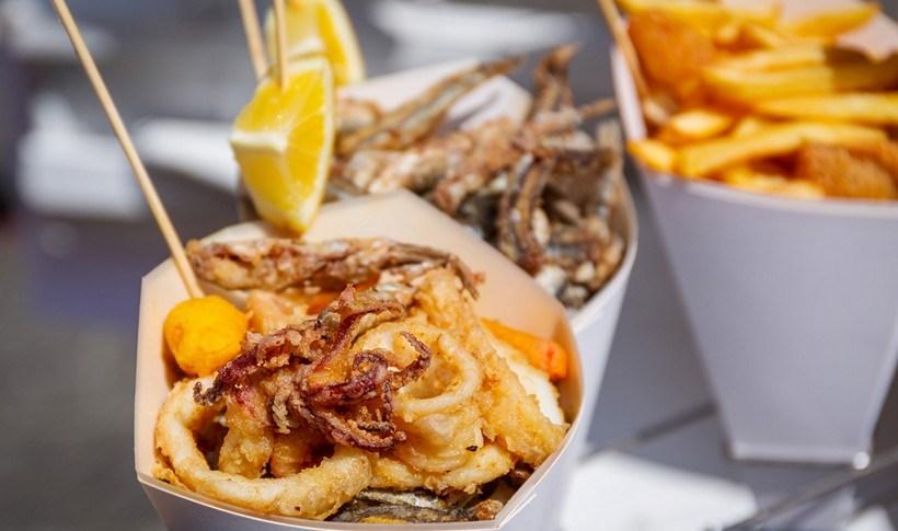 Ιταλία: Το καλύτερο street food