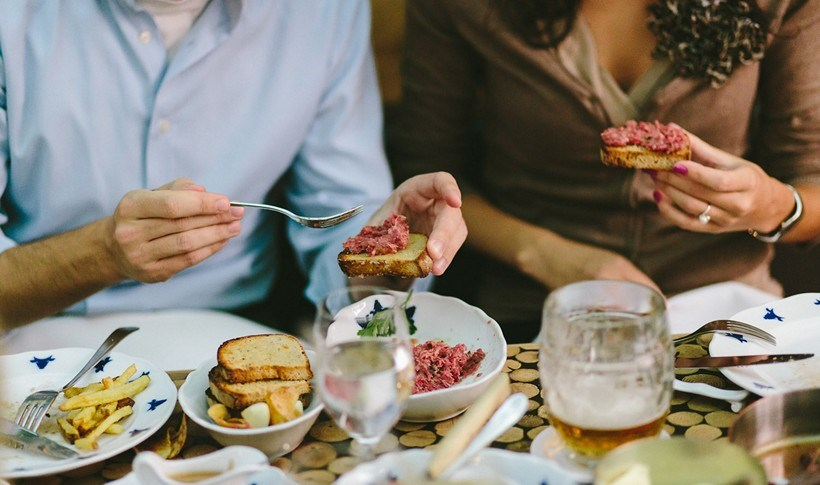 Πράγα: Τα καλύτερα low budget τραπέζια της