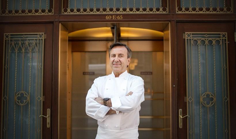 Η Νέα Υόρκη του σεφ Daniel Boulud