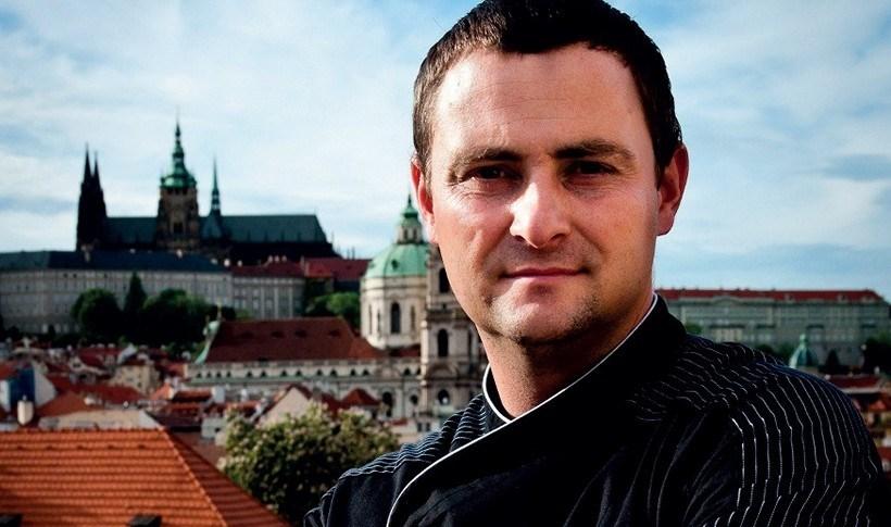 Ο executive chef Jiri Stift του Mandarin Oriental της Πράγας μιλά στο Art Table