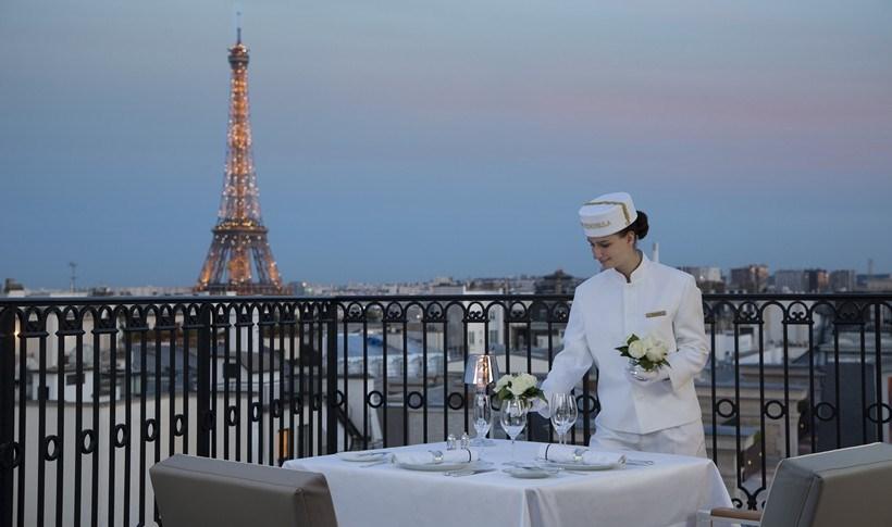 Παρίσι: Τα εστιατόρια με την ωραιότερη θέα στην πόλη