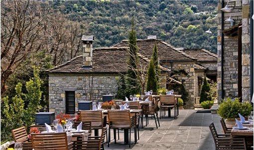 Ελλάδα: Τα καλύτερα τραπέζια των βουνών