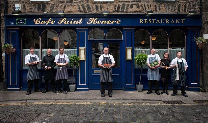 Εδιμβούργο: Τα καλύτερα μέρη για να φας